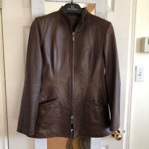 Women's Danier Leather Coat