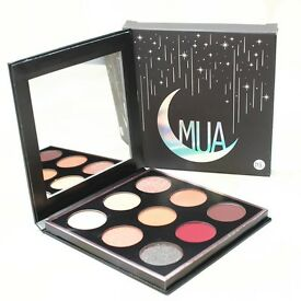 Manny MUA make Up Geek Pallet