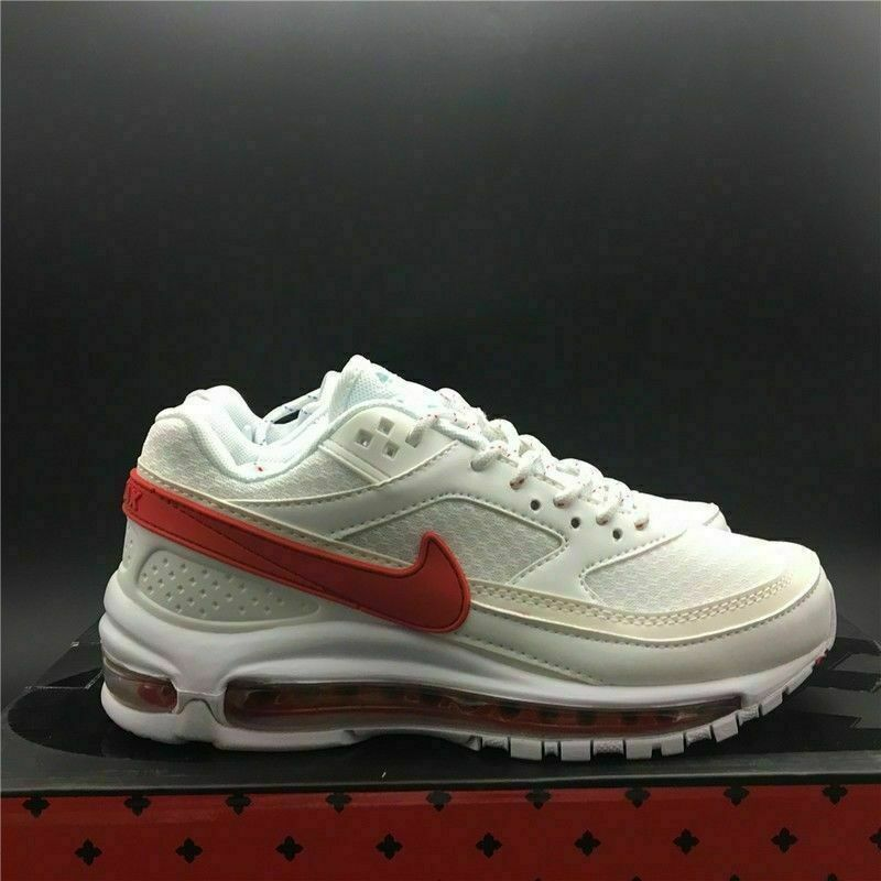 55c418120d Nike Skepta x Nike Air Max 97 / BW Red and Blue (All Sizes Available) -  FREE UK DELIVERY