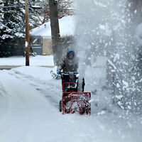 Snowplowing Snowblowing snow removal snow plowing COBOURG