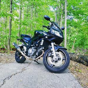2006 SV650s - $3600