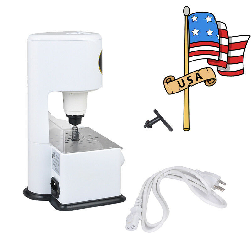 USA Warranty 4500rpm Dental Lab Grind Inner Model Arch Trimmer Trimming Machine