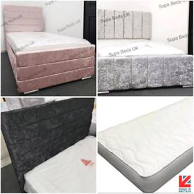 💤🌟 BEDS ON SALE. BED OUTLET BUY DIRECT. NEW SARA BED FRAMES SINGLE