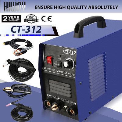 Ct312 110220v Tig Arc Welder Plasma Cutter 3in1 Welding Machine Accessories