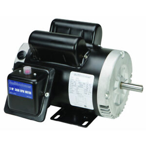 1 1/2 hp electric motor ( new)