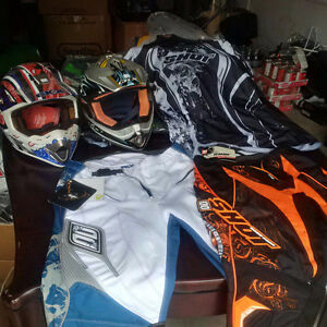 Motocross Clothes/ Accessories
