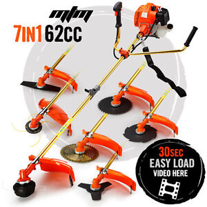 NEW MTM Brush Cutter Whipper Snipper Trimmer Line Edger Brushcutter Blade Hedge