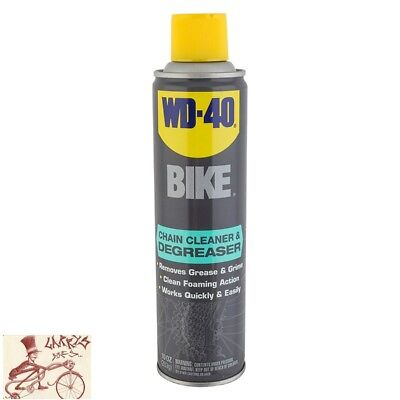 CLEANER WD40 CHAIN CLEANER AND DEGREASER 10oz