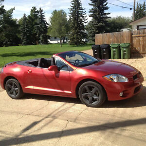2008 Mitsubishi Eclipse 2.4 GS Convertible