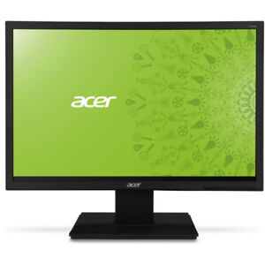 "Acer 19"" V193W Widescreen TV Computer Mountable LCD Monitor"