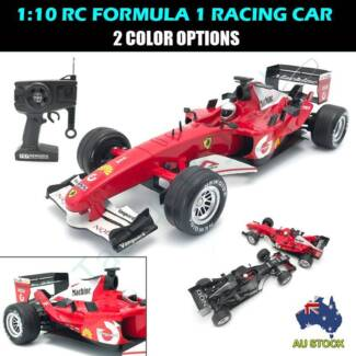 1/10th RC Formula 1 Model 4WD Electric Rechargeable Remote Contro