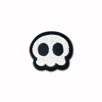 Cute Halloween Diy Crafts (Cute Skull Patch Kawaii Halloween Goth Punk Embroidered Iron Sew On DIY)