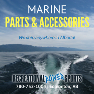 Boat Parts + Accessories!