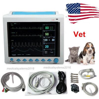 Contec Veterinary Patient Monitor Icu Vital Signs Monitor Monitor 2019 Vet Usa