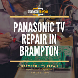 Brampton TV Repair