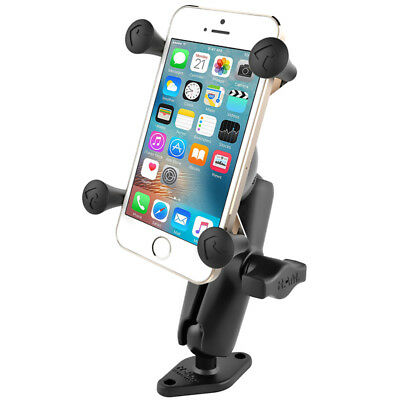 RAM 1- Ball Mount with Diamond Base & Universal RAM X-Grip- Cell/iPhone