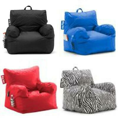 Big Joe Bean Bag Cozy Comfort Chair Dorm Stain Resistant Wat
