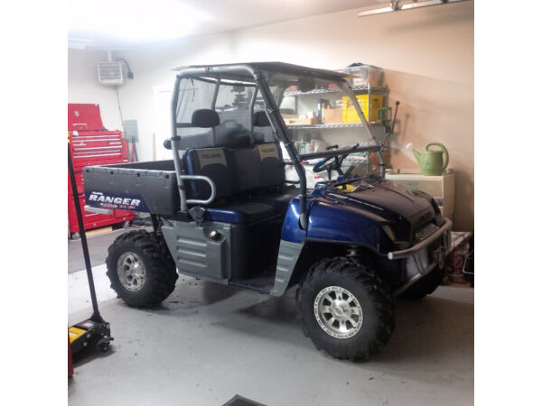 Used 2007 Polaris 700 Ranger Side by Side
