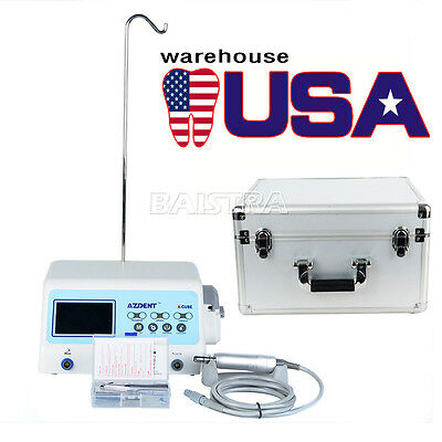 Us Dental Implant System Surgical Brushless Motor Handpiece For Implant Azdent