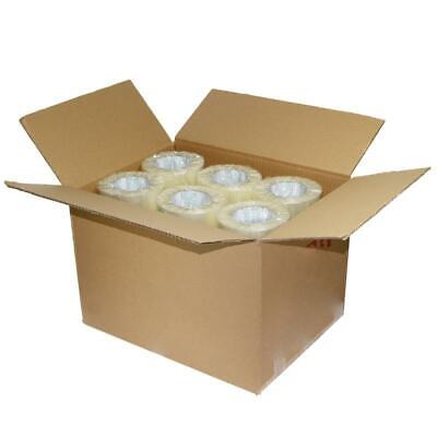 36 Rolls Shipping Packaging Packing Box Sealing Tape 2 Mil 1.9 X 110 Yard 330ft
