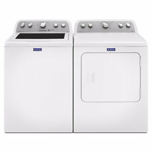 Maytag Top Load Washer & Dryer