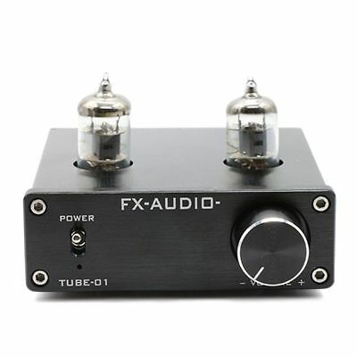 Audio 6J1 Tube CD & MM Phono RIAA Turntable Pre-Amplifier Hi-Fi Preamplifier K9