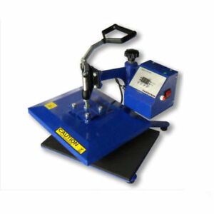 23 x 30cm SWING AWAY Heat Press Machine HP230B Sublimation T-shirt Printing