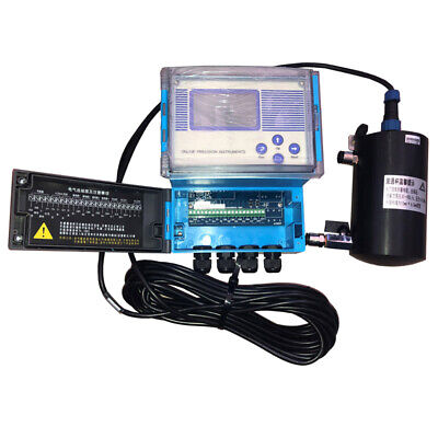 Flow-through Online Turbidity Meter 5000ntu 110v Monitoring Instrument New