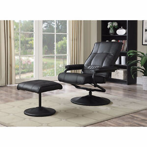 Scranton Manager Executive Chair - Black NEW