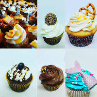 Cupcakes by Sweet Sensations