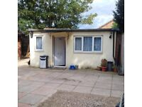 1 Bedroom Bungalow style detached property