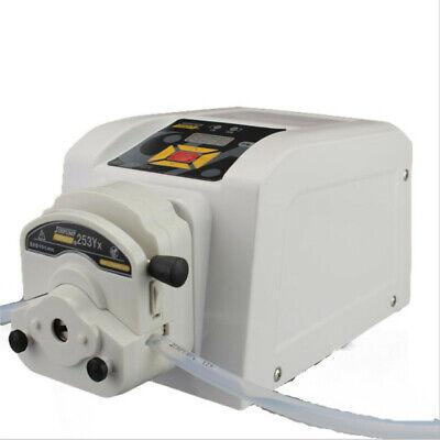 Liposuction Medical Peristaltic Pump Variable Speed Adjustable Flexible Tubing