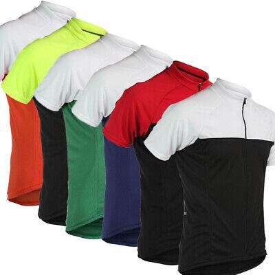 New Unique Mens Cycling Jerseys Gear Bike Racing Team Shirt Short Jersey Uniform