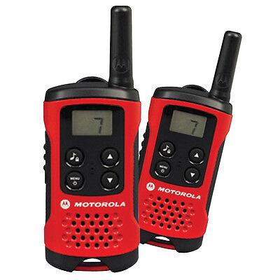 Motorola TLKR T40 PMR Funkgerät mit LC-Display 4km Reichweite