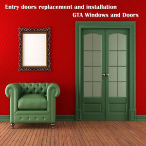 ENTRY & PATIO DOORS and WINDOWS REPLACEMENT- SUMMER SALE!