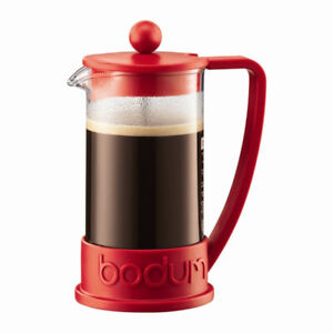 BODUM BRAZIL FRENCH PRESS COFFEE MAKER BRAND NEW  $29 RETAIL