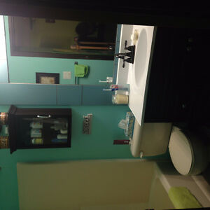 FOR RENT - Clean 1 bedroom condo walking distance to university