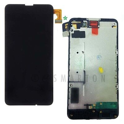 USA Nokia Lumia 630 / 635 Touch Screen Digitizer LCD Display + Frame Assembly