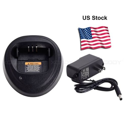 1Set Radio Charger Car Charger Cable For Motorola EP450 CP200 180 150 GP3138