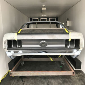 1969 Ford Mustang Fastback body