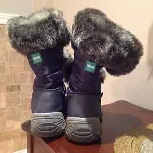 Cougar Winter Boots - girls size 6