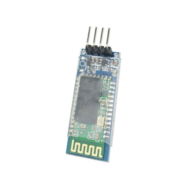 HC-06 Wireless COM Serial 4 Pin Bluetooth RF Transceiver Module RS232