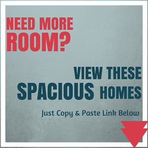 Room to Grow!  Spacious Homes in Vancouver