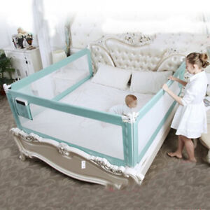 3 Pieces of Bed Railing Queen Size