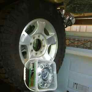 F 250 Rims and Tires