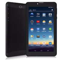 "Mediatek 7"" Tablet Phone 3G Unlocked GSM WCDMA Dual Sim NEW"