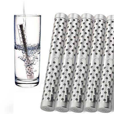 5 Alkaline Water Stick PH Hydrogen Minerals Water Wand Filter Alkalizer Ionizer