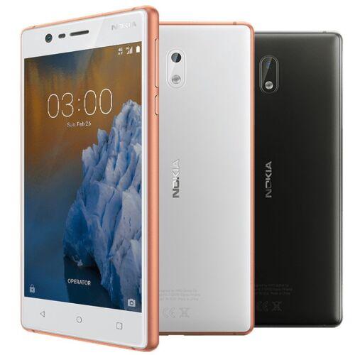 "New Nokia 3 Dual Sim 2gb 16gb Unlocked Quad-core Free 5"" Smartphone"