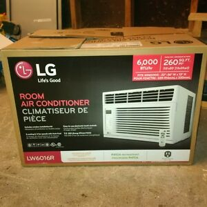 6000 BTU Air Conditioner - Only used for 2 months