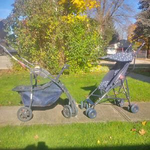 Stroller & Baby seat stroller Kitchener / Waterloo Kitchener Area image 1
